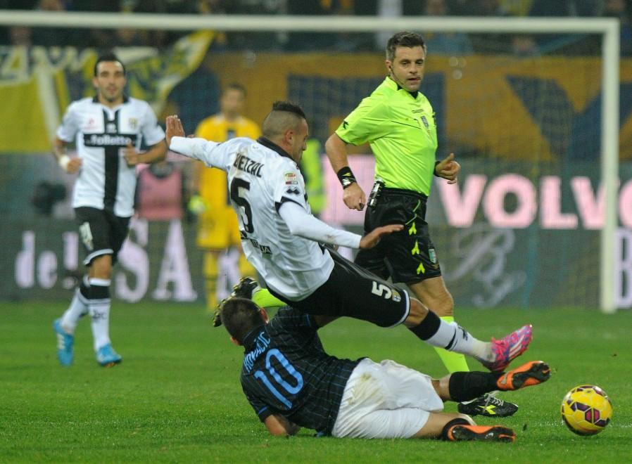 Серия А. Парма - Интер 2:0. Долгожданная победа Крестоносцев - изображение 5