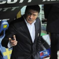 Inter, Mazzarri: ''Non riusciamo a fare il salto di qualità''