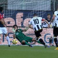 Udinese-Genoa, il film della partita