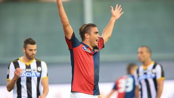 Udinese-Genoa 2-4, Matri colpisce ancora. Rossoblù sempre più in alto