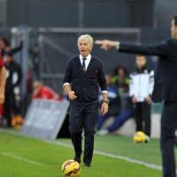 Genoa, Gasperini quarto e felice: ''La miglior partita dell'anno''