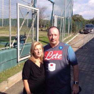 Napoli, la mamma di Ciro incontra Benitez. Insigne prolunga fino al 2019