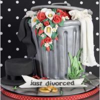 """Quando la separazione è """"dolce"""": ecco le torte per il divorzio"""