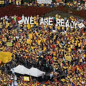 """Catalogna: Corte Costituzionale blocca referendum 'alternativo'. """"Ma noi lo faremo lo stesso"""""""