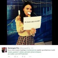 Il gelato della Madia travolge Signorini, la reazione della rete: #cisofareanchio