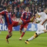 Bayern Monaco-Roma 2-0, giallorossi ancora ko ma stavolta limitano i danni