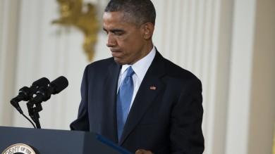 """Obama 'anatra zoppa' tende una mano  al Congresso: """"Faremo leggi giuste"""""""