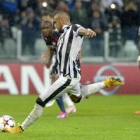 """Juventus, Vidal rassicura: """"Differenza reti? Il turno lo passiamo sicuro"""""""