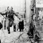 Il ''Muro della vergogna'' tutto cominciò con i reticolati