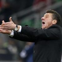 Inter, Mazzarri promuove i suoi: ''Orgoglioso della squadra''