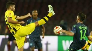 Europa League: Inter pari in Francia, Torino ko in Finlandia. Bene il Napoli, la Fiorentina pareggia ma si qualifica