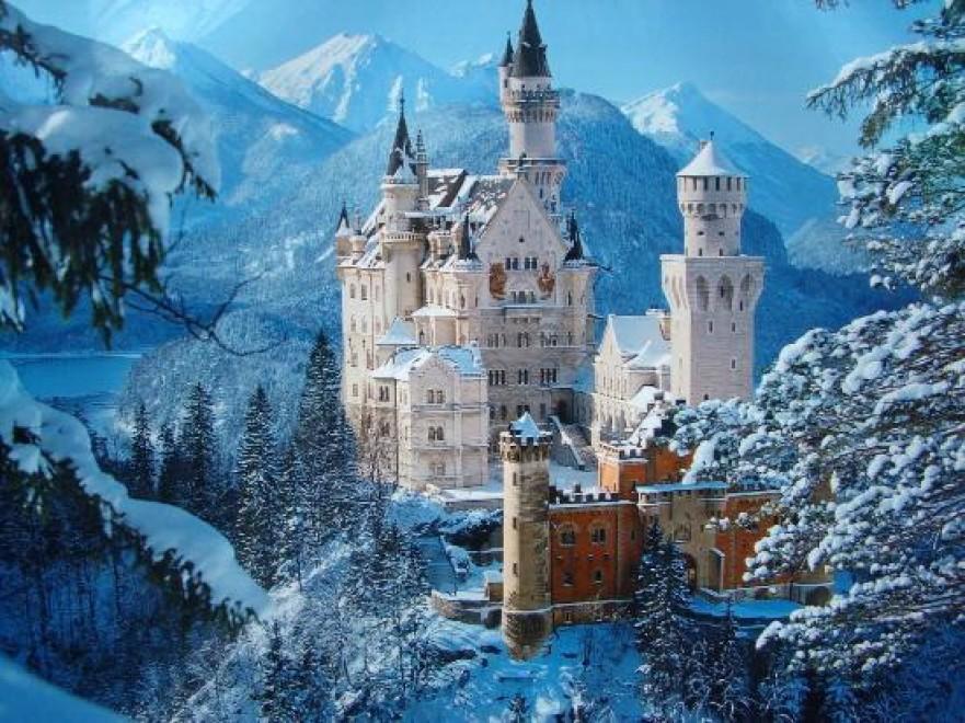 Il castello di Cenerentola esiste davvero: dieci posti da favola