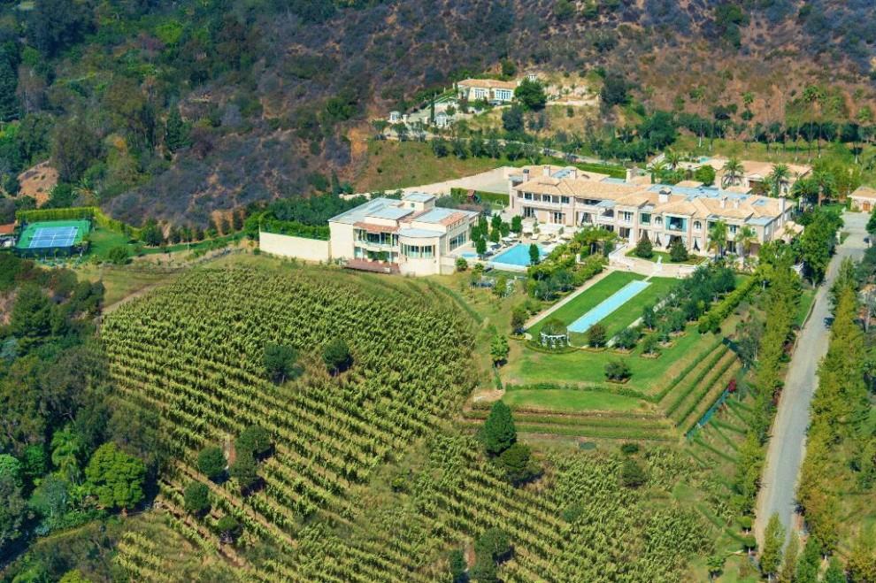 In vendita Palazzo di Amore: la tenuta più costosa degli Usa