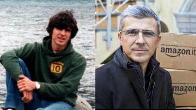 """Diego Piacentini: """"Io, nr. 2 di Amazon,  e quella borsa che mi portò negli Usa"""""""