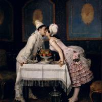 Risultati immagini per quadri che trattano l'amore