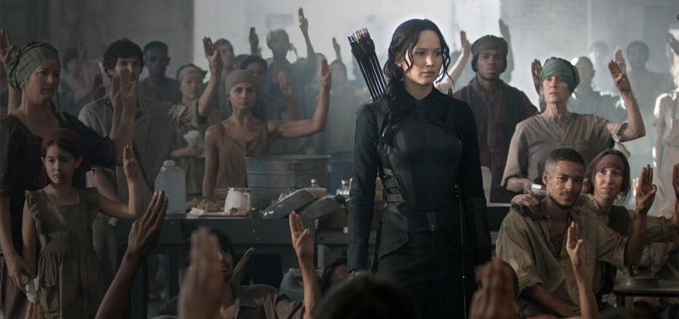 Hunger Games: Il canto della rivolta, il ritorno di Katniss