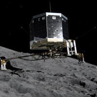 Rosetta e la cometa, il contatto a un passo