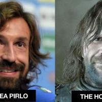 Le somiglianze più curiose e divertenti del mondo del calcio