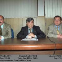 Luigi Angeletti, una vita al vertice della Uil