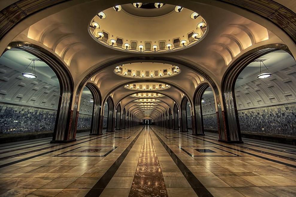 Quando la metropolitana è arte: le 15 stazioni più belle del mondo - Repubblica.it