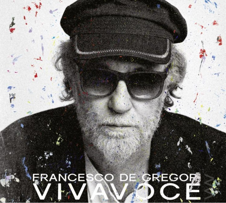 "Francesco De Gregori, ""Vivavoce"", il disco nato strimpellando in studio"