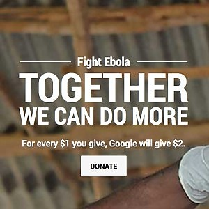 Così i colossi digitali si mobilitano per sconfiggere Ebola