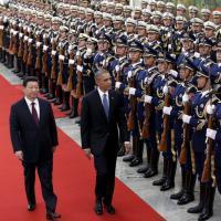 """Vertice Apec, Usa e Cina: """"Ridurremo gas serra entro il 2030"""""""