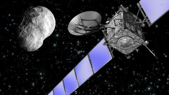 Philae, missione compiuta. Dopo 10 anni di viaggio, lo sbarco sulla cometa