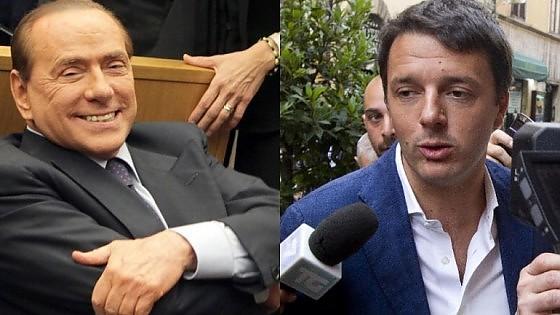 Italicum, accordo a metà tra Renzi e Berlusconi. Il via libera in Senato entro l'anno