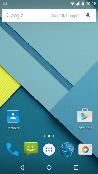 Android Lollipop, la nuova interfaccia Material design