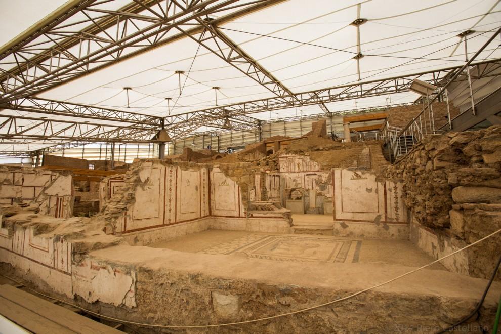 Un team di restauratrici italiane per gli affreschi di Efeso