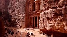 Time-lapse: da Petra ad Amman  la Giordania è in miniatura