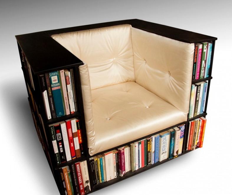 spesso Dalla poltrona/libreria alla scrivania/letto: 10 nuove idee  RV46