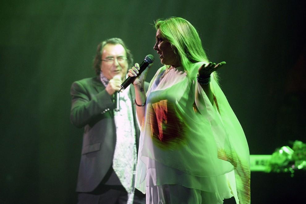 Al Bano e Romina insieme dopo vent'anni a Sanremo 2015