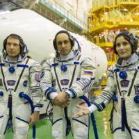 """La prima astronauta italiana: """"Paura del lancio? No, fluttuare sarà una cosa divertente"""""""