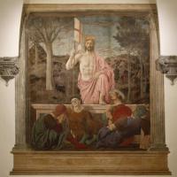 """""""La resurrezione"""" di Piero Della Francesca: un privato paga il restauro del dipinto"""