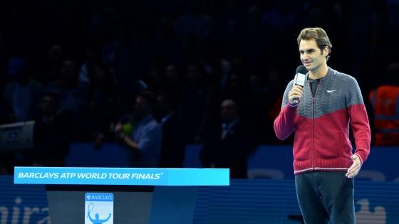 Ultime Notizie: Tennis, Masters: Federer dà forfait per la finale. Titolo a Djokovic