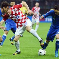 Italia-Croazia, il film della partita