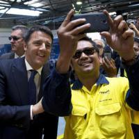 Il tour di Renzi in Australia, tra scuole e aziende