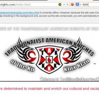 """Anonymous ruba gli account del Ku Klux Klan: operazione """"Giù il cappuccio"""", rivelati..."""