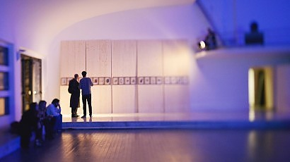 Un atelier nell'aula bunker Provocazioni alla Vascellari