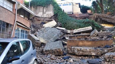 Frane e alluvioni, vittime raddoppiate negli ultimi 50 anni -   Foto: l'Italia a rischio