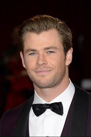People incorona Chris Hemsworth: è l'uomo più sexy del 2014