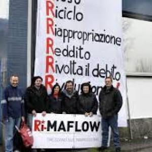 La storia di Ri-Maflow, da ex fabbrica iper tecnologica a modello anti liberista