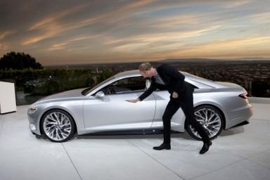 Audi Prologue concept, il futuro è servito