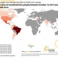 Giornata della memoria delle vittime di transfobia, candele accese in tutt'Italia