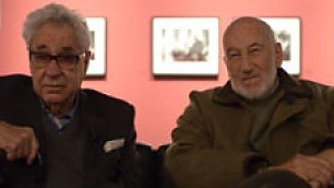 Berengo/Erwitt: quell'amicizia ai sali d'argento in mostra a Roma
