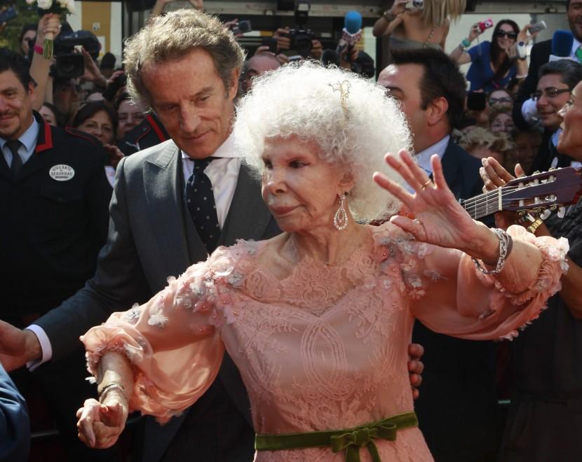 Addio alla duchessa d'Alba, la nobildonna più titolata del mondo