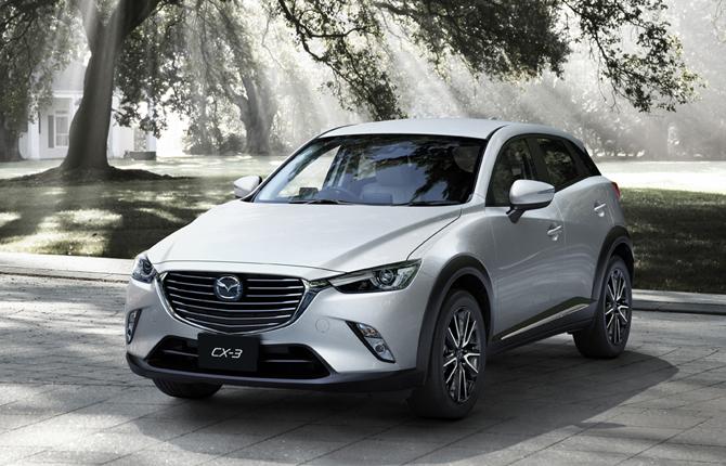In arrivo la nuova Mazda CX-3 - Repubblica.it
