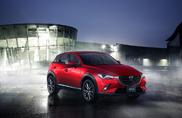In arrivo la nuova Mazda CX-3